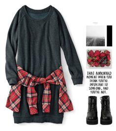 """#544"" by emilypondng ❤ liked on Polyvore featuring The WhitePepper, Love Quotes Scarves and FRUIT"