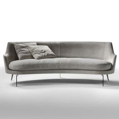 GUSCIO SOFA designed by Antonio Citterio. Available through Switch Modern.