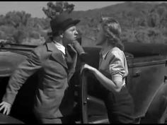 """I love this!! Judy Garland and Mickey Rooney from """"Girl Crazy (1943)"""". Singing """"Could You Use Me?"""" They are so adorable together!! :)"""