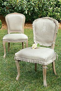 Citeaux Abbey Side Chair