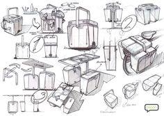 ¿Conoces la bici picnic? www.geengeek.com/springtime-la-bici-picnic/ #industrialdesign #bike