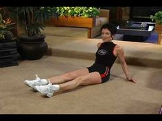 ▶ In-Out Mini Max Workout - YouTube  just leg workout on the floor T-TAPP