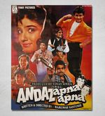 Buy Poster Boy Andaz Apna Apna Poster by Posterboy online from Pepperfry. ✓Exclusive Offers ✓Free Shipping ✓EMI Available