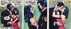 Bruce Wayne and Selina Kye: Detective Comics #509