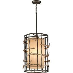 """Troy Adirondack Graphite Silver Leaf 13"""" Pendant Chandelier ($652) ❤ liked on Polyvore featuring home, lighting, ceiling lights, chandeliers, grey, gray chandelier, troy lighting, branch chandelier, branch lights and tree branch lamps"""