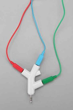 Music Branches Headphone Splitter - Urban Outfitters