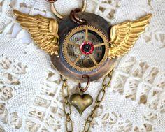 steampunk jewelry???? interesting