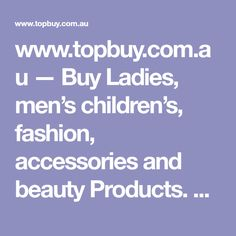 Buy Ladies, men's children's, fashion, accessories and beauty Products. Man Child, Storage Organization, Digital Camera, Branding Design, Beauty Products, Fashion Accessories, Children, Lady, Stuff To Buy