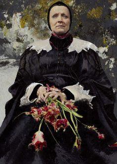 Berta Troost, de la serie Black Tulip