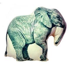 Baby Elephant Pillow / Brand: Fauna Designer: Ross Menuez