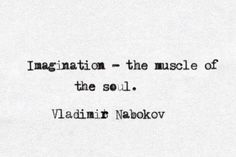 imagination~                                                                                                                                                                                 More