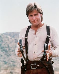 Emilio Estevez - My favorite for him was in Young Guns (Liked him everywhere though)