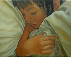 Sleep Painting by Thu Nguyen - Sleep Fine Art Prints and Posters for Sale