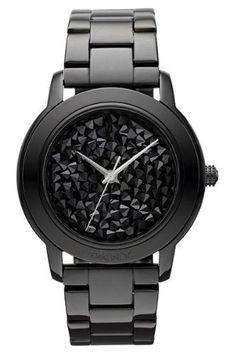 DKNY Glitz Black Dial Womens Watch #NY8438 DKNY,http://www.amazon.com/dp/B005I72TB8/ref=cm_sw_r_pi_dp_vB-PrbD832E04783