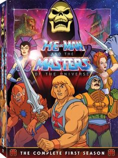 He-Man fans, if you're going to San Diego Comic-Con next week, don't miss Super7's new He-Man and the Masters of the Universe free episode screening. Watch a preview and get the details at TV Series Finale. Will you be there, by the power of Grayskull?