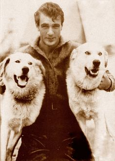 GARY COOPER & dogs (1931) I Take This Woman (with Carole Lombard. A wealthy New York socialite falls for and marries a cowboy while out West. Her father disinherits her, and after trying to make a go of it as a cowboy's wife, they agree to divorce and she returns back east to her family. However, she soon changes her mind and determines to get her husband back (please follow minkshmink on pinterest) #garycooper #itakethiswoman