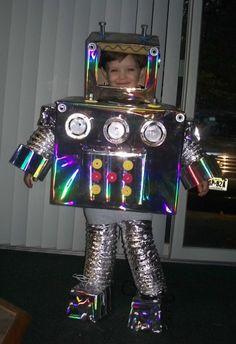 Costume idea for Jake