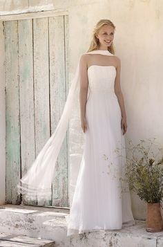 Rembo styling — Vintage — Grace: Bustier-Kleid mit Faltenrock  und Glitzer Details am Top.