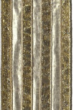 "Metallic Dupion, Metallic  3 4"" X 10YDS"