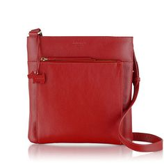 Radley London Richmond Large Leather Crossbody Bag