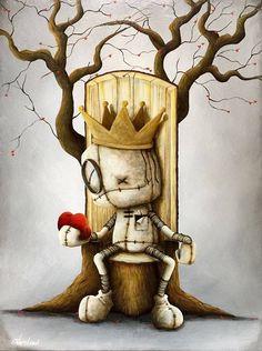 """King Of Hearts"" by Fabio Napoleoni"