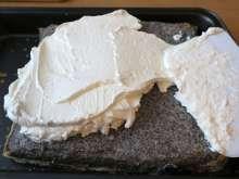 Mákos krémes • Recept   szakacsreceptek.hu 20 Min, Icing, Dairy, Pie, Ice Cream, Cheese, Food, Basket, Torte