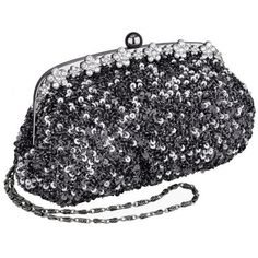 Gray Irridescent Dazzling Sequins Beading Soft Clutch Evening Bag Purse Handbag with 2 Detachable Shoulder Chains MG Collection,  http://www.amazon.com/gp/product/B004WGN9UG?ie=UTF8=213733=393177=B004WGN9UG=shr=abacusonlines-20&=apparel=1360566505=1-71=bling+purses+and+handbags via @Amazon.com