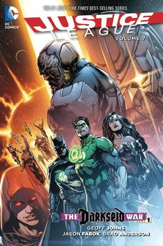 Justice League TP Vol 07 Darkseid War Part 1