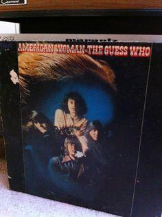 Snake Oil Recording's Morning Listening - The Guess Who - American Woman  #rva #rvamusic #recording #vinyl #studio #audio #records   Http://www.snakeoilrecording.com