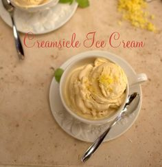 Creamsicle Ice Cream low carb. I would omit it. Don't add anything except some orange oil/extract. 1-2 teaspoons orange extract.