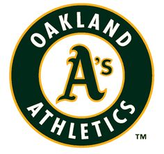 Oakland Athletics Primary Logo on Chris Creamer's Sports Logos Page - SportsLogos. A virtual museum of sports logos, uniforms and historical items. Currently over on display for your viewing pleasure Oakland Athletics, Athletics Logo, Athletics News, Philadelphia Athletics, Mlb Team Logos, Mlb Teams, Sports Logos, Sports Teams, Baseball Teams