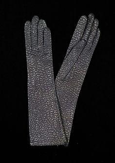 Gloves, YSL, 1984-1985