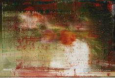 Gerhard Richter Bouquet oil painting reproductions for sale