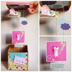 Mad Scrap Project: Scrap en Wonderland #scrapbooking #splendidsunshine #box #echopark Wonderland, Echo Park, Beautiful Gift Boxes, Mad, Gift Wrapping, Scrapbook, Gift Ideas, Paper, Blog