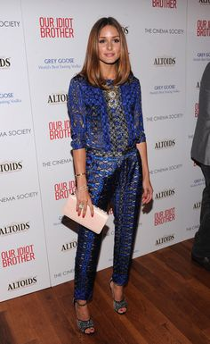 "Olivia Palermo Photos  - The Cinema Society & Altoids Host A Screening Of ""Our Idiot Brother"" - Zimbio"