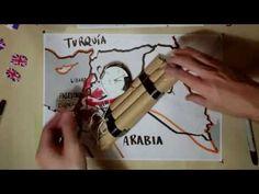 Entiende el conflicto que sucede en Siria en tan solo unos minutos con este video - El Club De Los Poetas Muertos