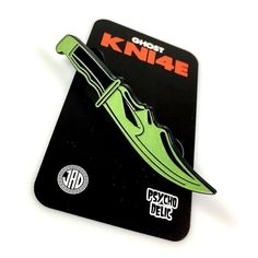 Repost @jad.dovey  GHOST KNI4E Stab In The Dark Edition pins are now available!!  This is a Collab release with @psychodeliccompany and can be purchased in both shops. Same huge 3 pin but Individually numbered and are super limited! Plus they glow in the dark!  www.jadisrad.com    (Posted by https://bbllowwnn.com/) Tap the photo for purchase info.  Follow @bbllowwnn on Instagram for the best pins & patches!