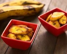 alloco (bananes plantains frites) : http://www.cuisineaz.com/recettes/alloco-bananes-plantains-frites-54264.aspx