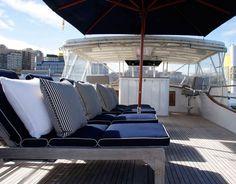 Yacht - Marco Meneguzzi Design - Interior Design