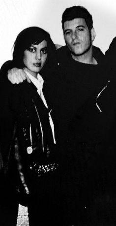 Mike Ness & Joan Jett 1992
