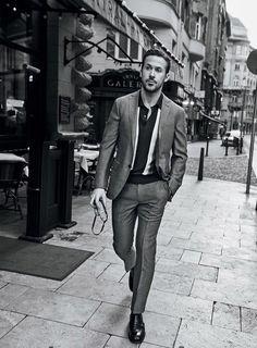 Ryan Gosling Stars in GQ Magazine January 2017