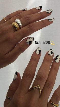 Chic Nails, Stylish Nails, Trendy Nails, Cute Nails For Fall, Cute Short Nails, Funky Nails, Minimalist Nails, Best Acrylic Nails, Dream Nails