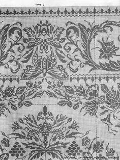 .Филейное вязание