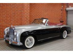 1959 Bentley love it!