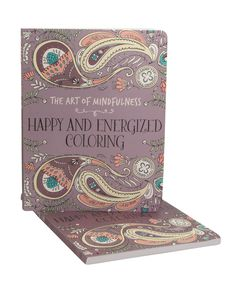 Practice Mindfulness And Get Creative With A Coloring Book Full Of Wonderful Patterns Designs For You To Embellish Make Beautiful