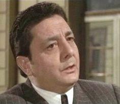 Jose Maria Escuer actor español de cine, teatro y tv. N.en 1921 Málaga+ 2003 en Altea(Alicante)