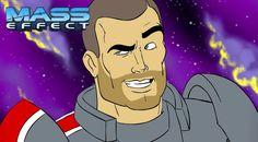 Mass Effect Cartoon - Debut Trailer