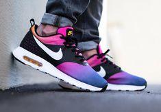 "Nike Air Max Tavas ""Sunset"" - SneakerNews.com"