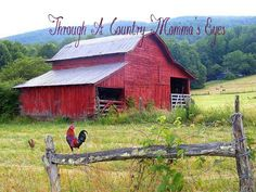 Beautiful Classic And Rustic Old Barns Inspirations No 32 (Beautiful Classic And Rustic Old Barns Inspirations No design ideas and photos Farm Barn, Old Farm, Country Barns, Country Life, Country Living, Country Roads, Country Charm, Country Houses, Country Primitive