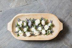 Refined ranunculus boutonnières & a pop of something different for your main man #cedarwoodweddings | Cedarwood Weddings